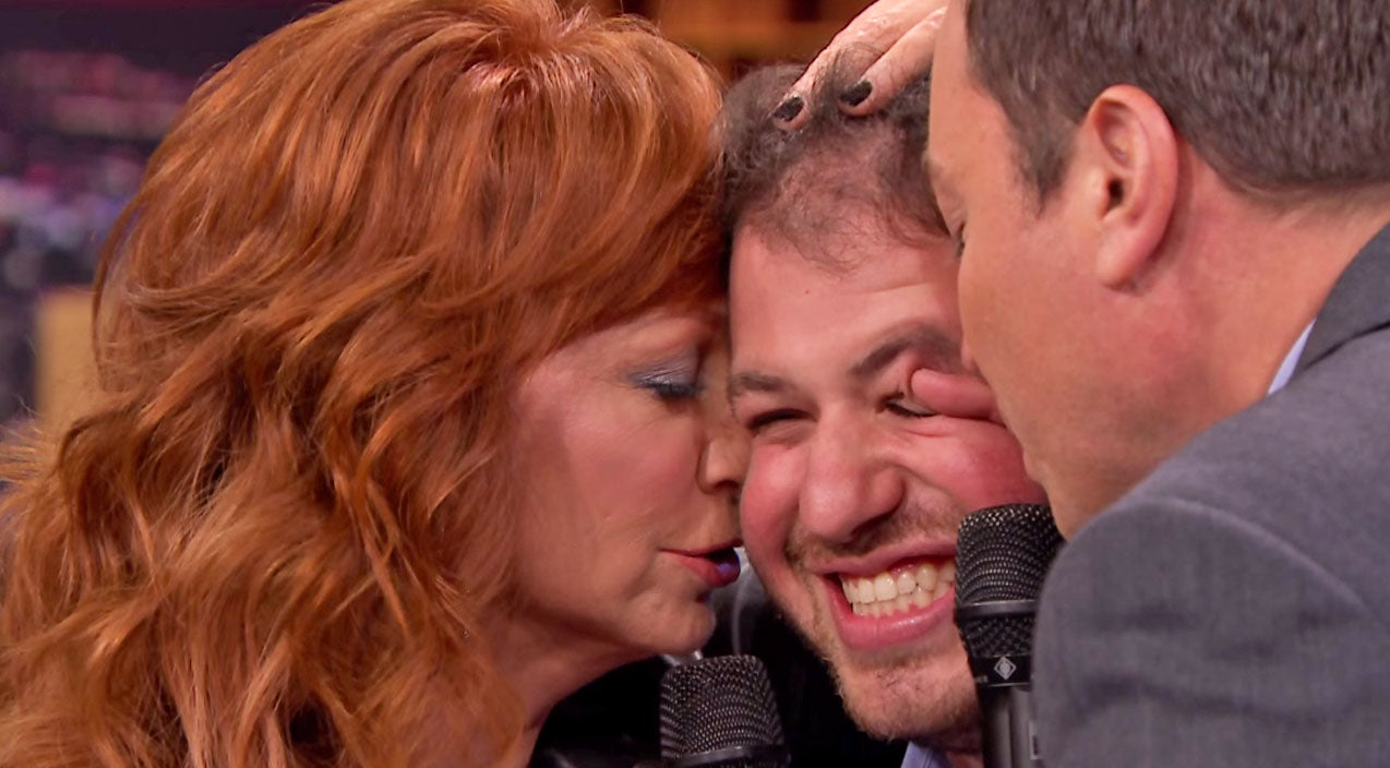 Reba mcentire Songs | Reba McEntire Gets Up-Close And Personal With Jimmy Fallon | Country Music Videos