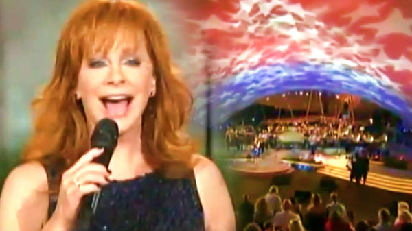 Reba mcentire Songs | Reba McEntire - God Bless America (WATCH) | Country Music Videos