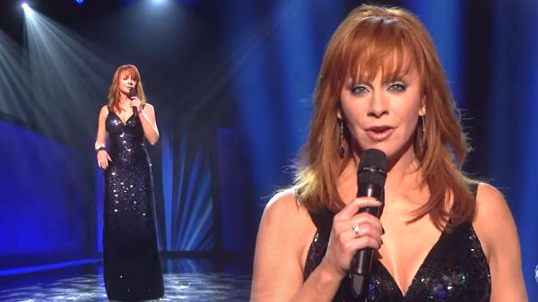 Reba mcentire Songs | Reba McEntire - If I Were a Boy (CMA Awards 2010) | Country Music Videos