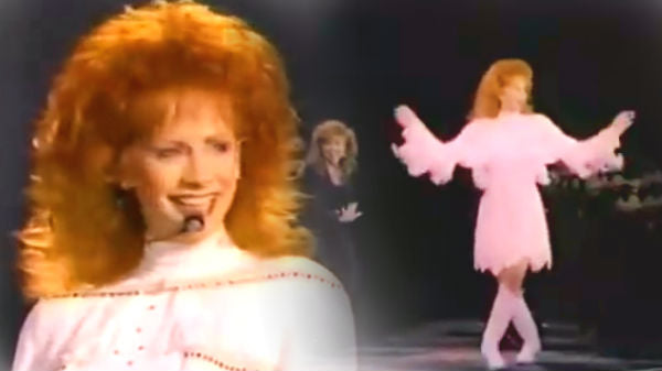 Reba mcentire Songs | Reba McEntire - RESPECT (Reba Live: 1995) (VIDEO) | Country Music Videos