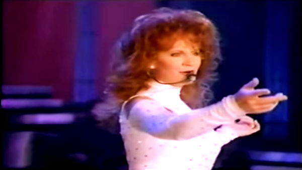 Reba mcentire Songs | Reba McEntire - They Asked About You (Reba Live - 1995) (VIDEO) | Country Music Videos