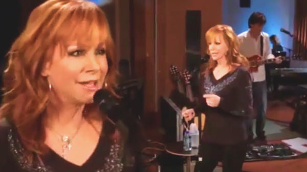 Reba mcentire Songs | Reba McEntire - When Love Gets A Hold Of You (Studio Concert Live) | Country Music Videos