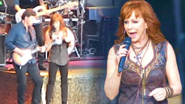 Reba mcentire Songs | Reba McEntire - Why Not Tonight (Live) | Country Music Videos