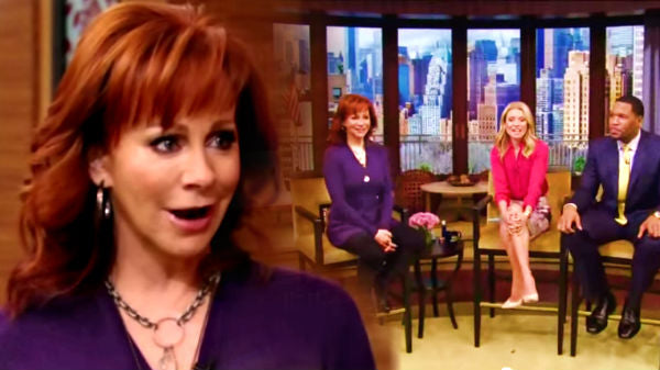 Reba mcentire Songs | Reba McEntire Interview on Live! With Kelly And Michael (WATCH) | Country Music Videos