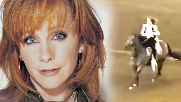 Reba mcentire Songs | Reba McEntire Shows Off Her Rodeo Skills! | Country Music Videos