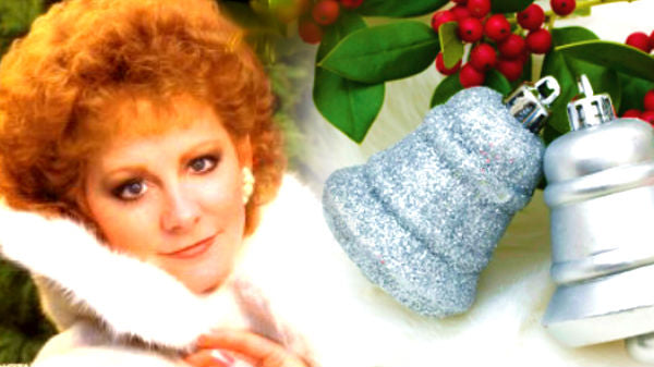 Reba mcentire Songs | Reba McEntire and Bob Hope - Silver Bells (Christmas Special 1987) | Country Music Videos