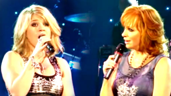 Reba mcentire Songs | Reba McEntire and Kelly Clarkson - Be Still (Live) (WATCH) | Country Music Videos