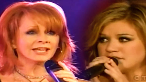 Reba mcentire Songs | Reba McEntire and Kelly Clarkson - Because of you (Live on Oprah) (WATCH) | Country Music Videos