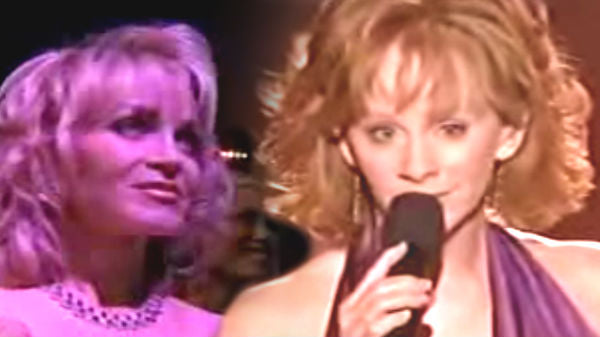 Reba mcentire Songs | Reba McEntire sings for Barbara Mandrell on ACM Special (VIDEO) | Country Music Videos