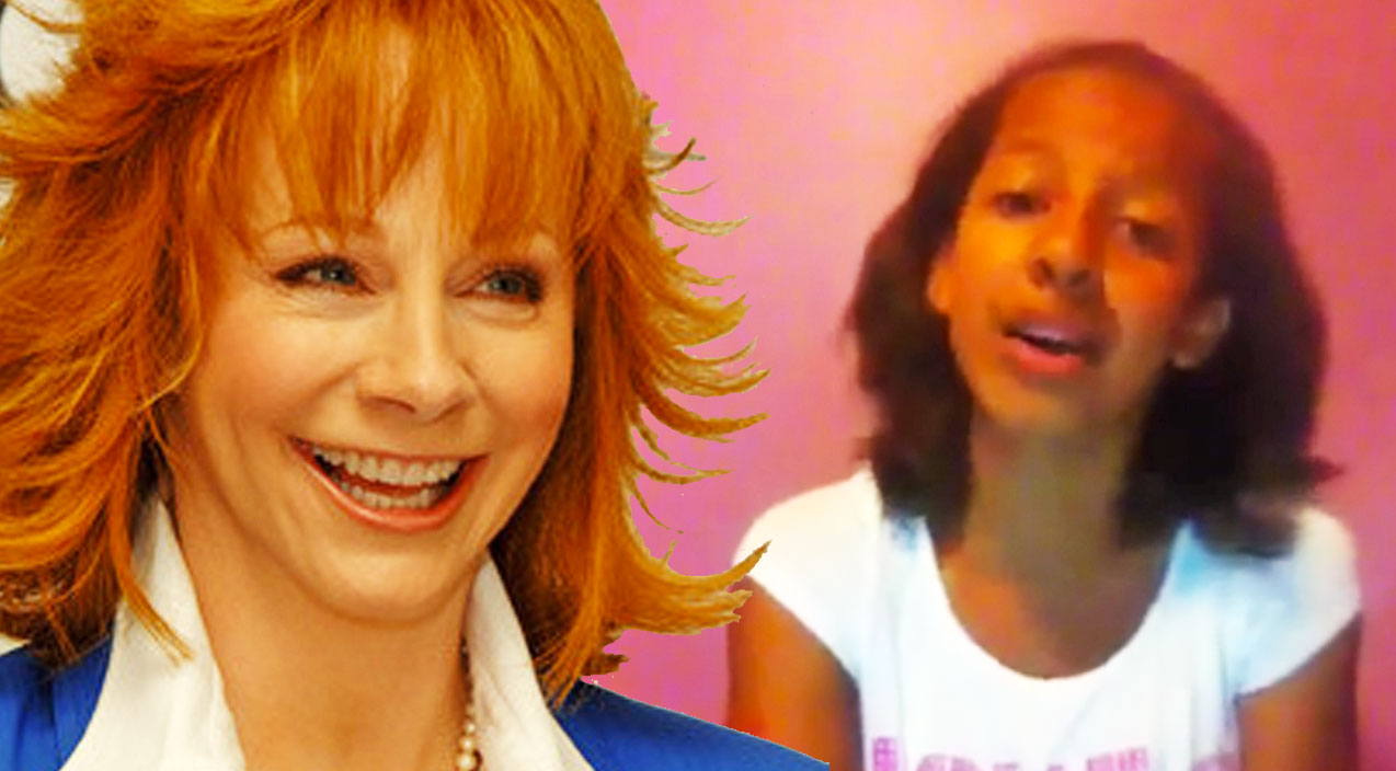 Reba mcentire Songs | Little Girl Stuns with Amazing Cover of Reba McEntire's