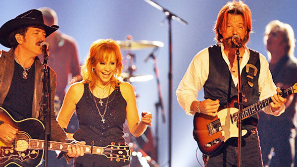 Reba mcentire Songs | Reba McEntire with Brooks & Dunn - If You See Him/If You See Her (Live) (WATCH) | Country Music Videos