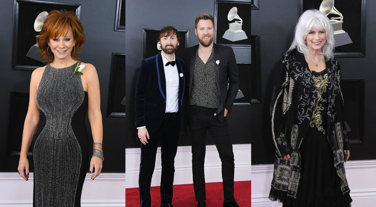 Thomas rhett Songs | Country Stars Shine On The Grammy Awards Red Carpet | Country Music Videos