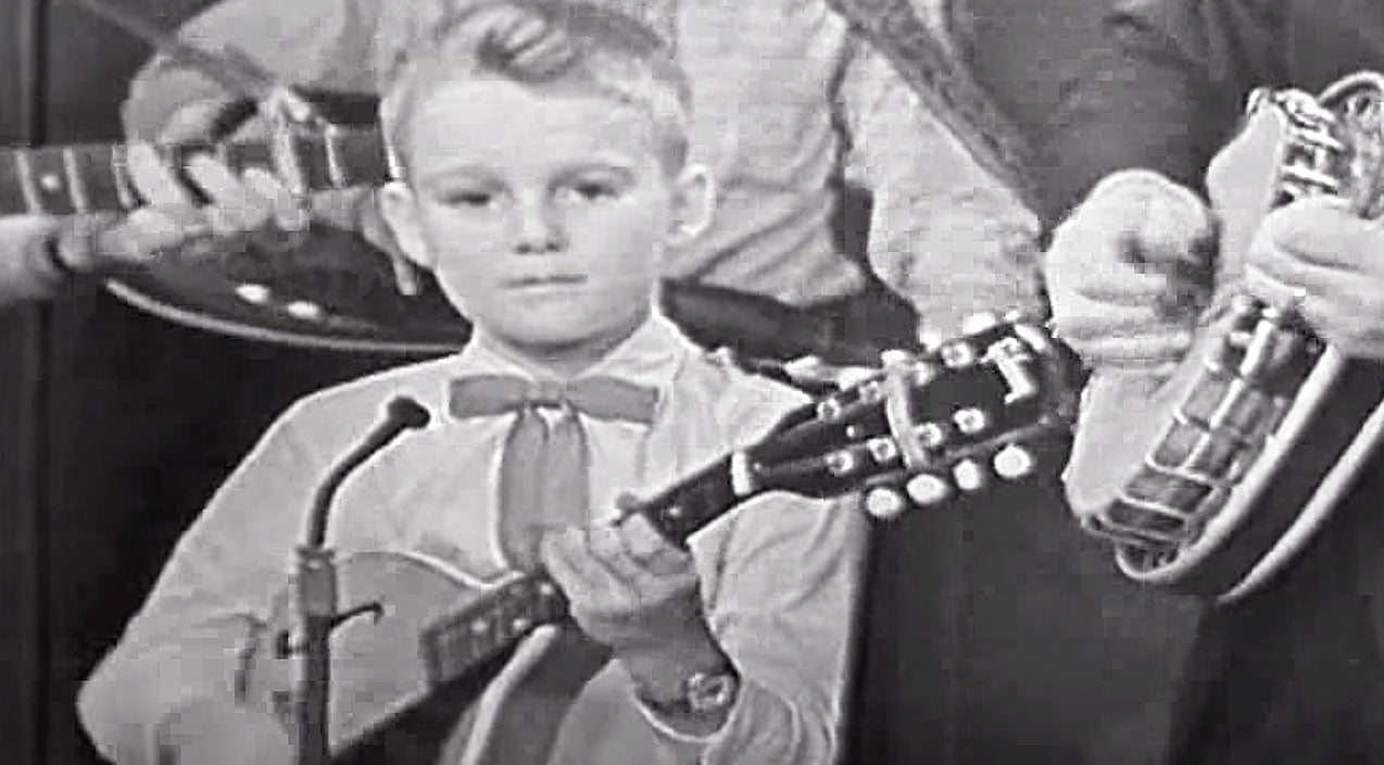 Ricky skaggs Songs | RARE: 7-Year-Old Prodigy Ricky Skaggs Showcases Sensational Mandolin Skills | Country Music Videos