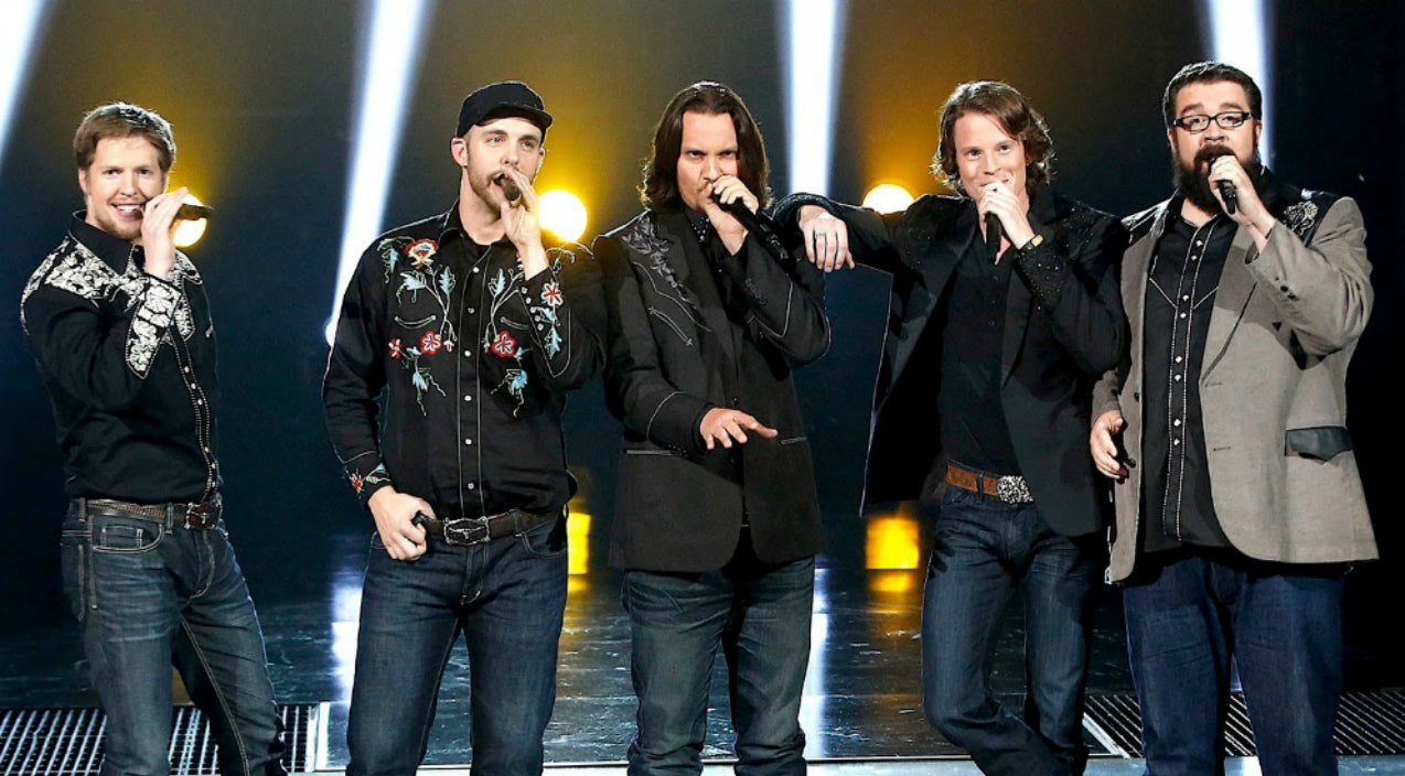 Home free Songs | Revisit Home Free's Dynamic Performance Of 'Ring Of Fire' On 'The Sing Off' | Country Music Videos