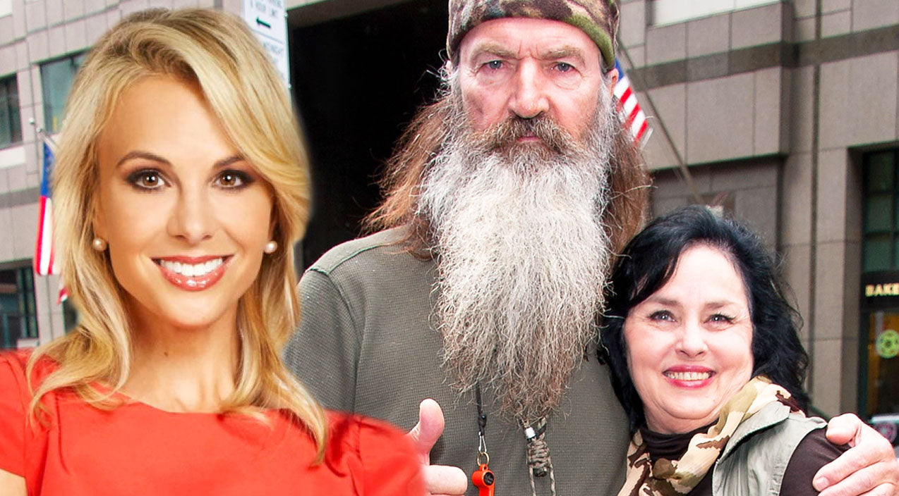 Fox And Friends Visit The Duck Dynasty Home For A Faith-Filled Meal | Country Music Videos