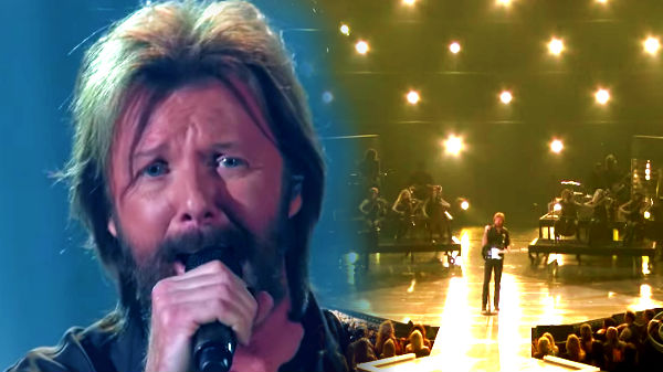 Brooks and dunn Songs | Ronnie Dunn - Bleed Red (Live ACM Awards) | Country Music Videos