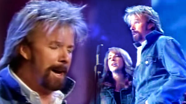 Brooks and dunn Songs | Ronnie Dunn And Rebecca Lynn Howard - If I Could Only Win Your Love | Country Music Videos