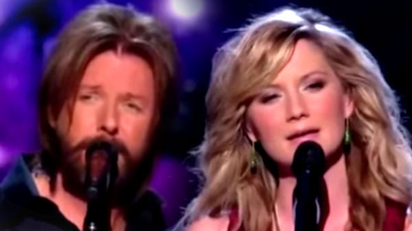 Ronnie dunn Songs | Ronnie Dunn and Jeniffer Nettles - Let Him Fly | Country Music Videos