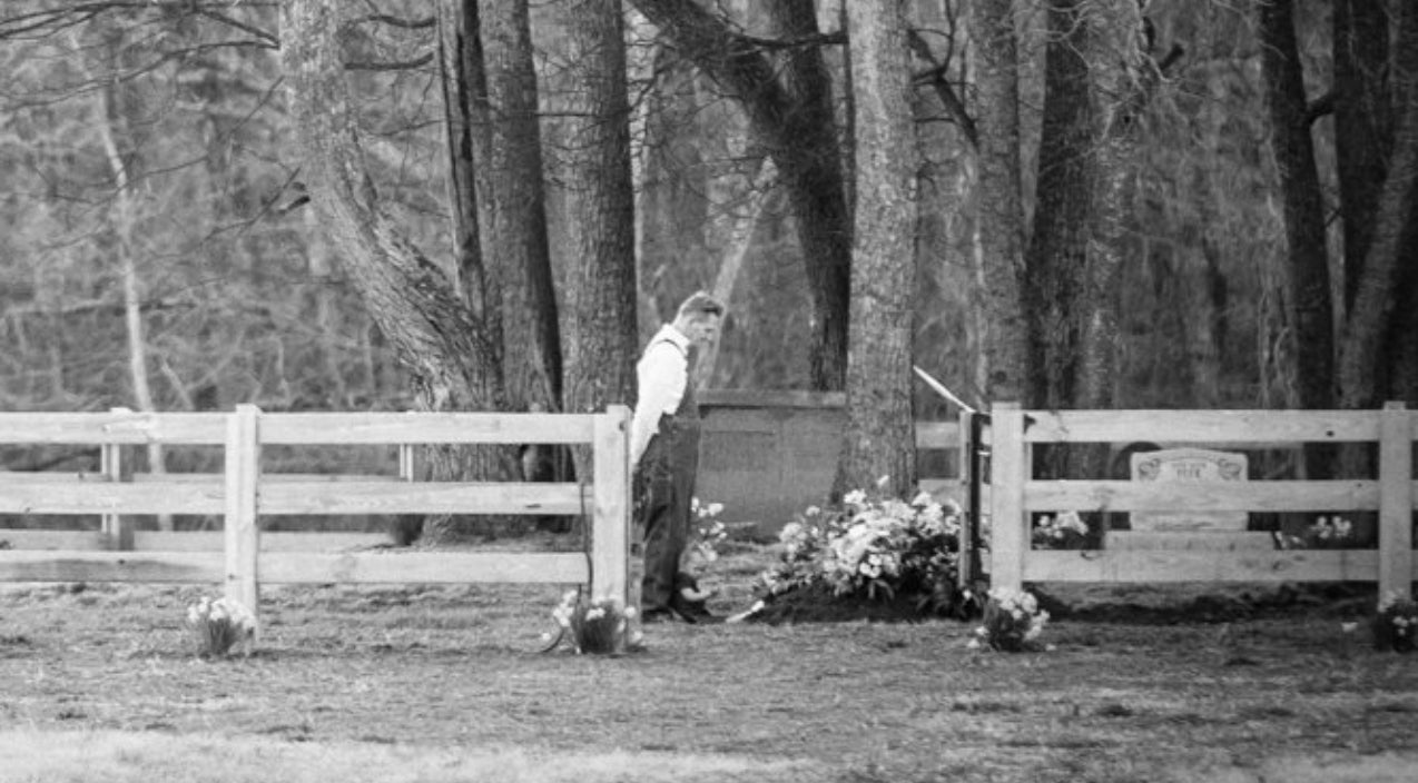 Rory Feek Shares Touching Photos From Joey's Funeral ...