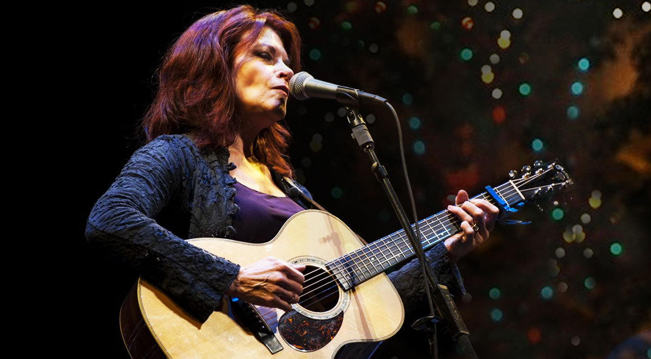 Rosanne cash Songs | Hear Rosanne Cash's Hauntingly Beautiful Rendition Of