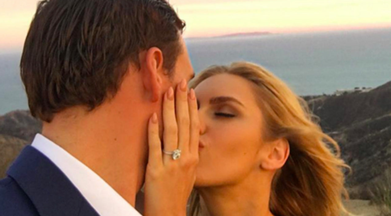 'Dancing' Star Shocks Fans With News Of Engagement | Country Music Videos