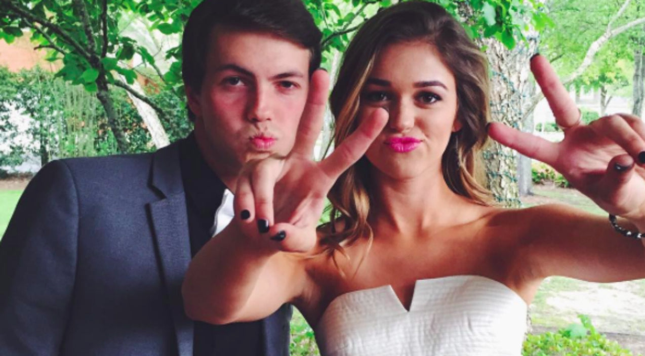 Sadie robertson Songs | Sadie Robertson Attends Prom With Someone 'She Couldn't Do Life Without' | Country Music Videos