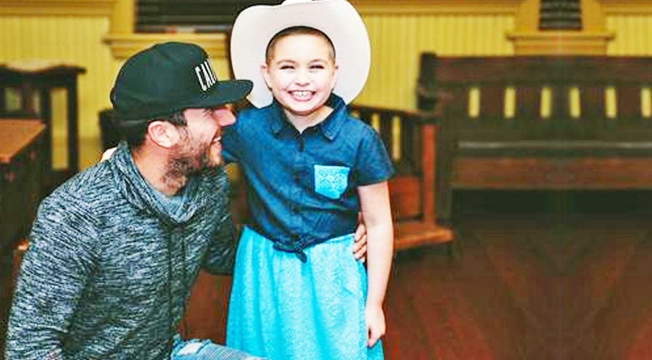 Sam hunt Songs | Sam Hunt Makes Dream Come True For Georgia Girl Battling Cancer | Country Music Videos