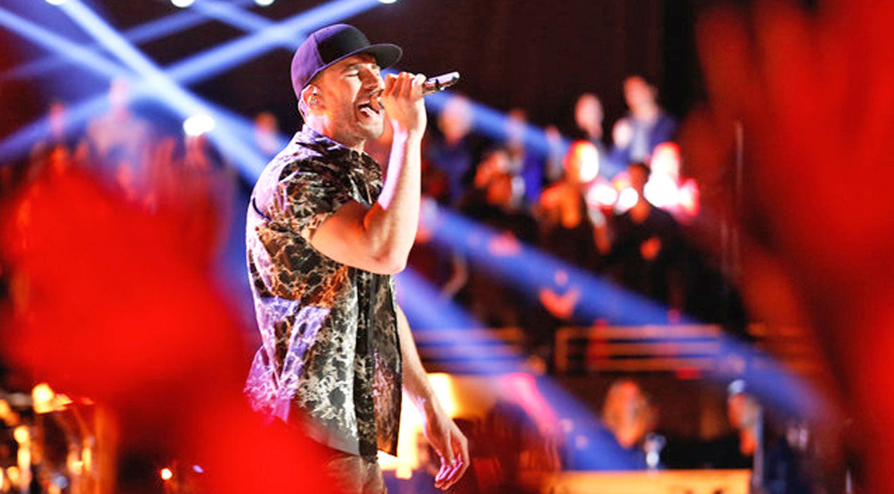 Sam hunt Songs | Sam Hunt Delivers Fiery Performance Of New Single On 'The Voice' | Country Music Videos