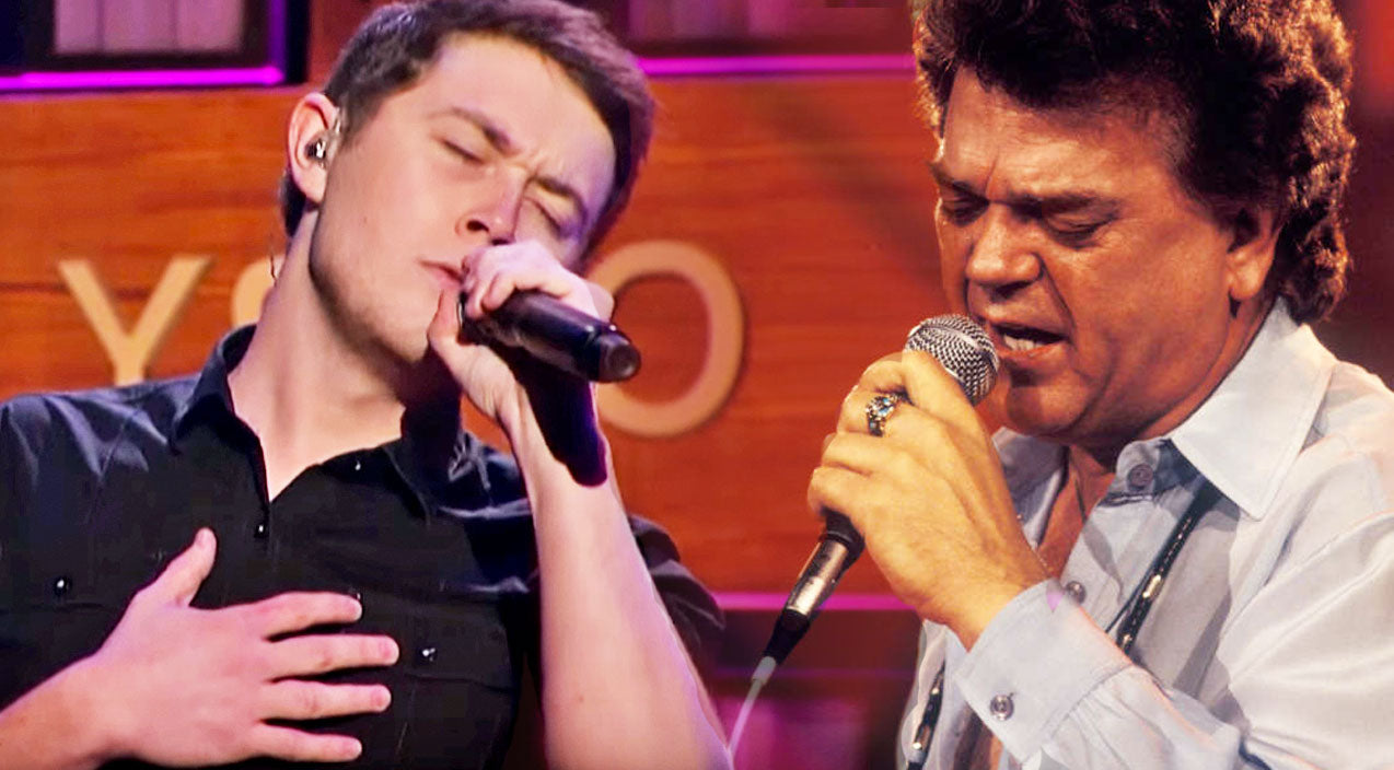 Scotty mccreery Songs | Scotty McCreery's Breathtaking Conway Twitty Tribute Left The Opry In Tears | Country Music Videos