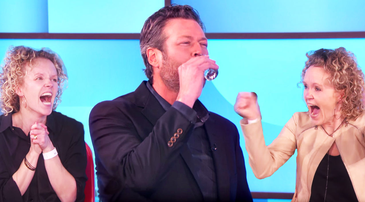The ellen show Songs | Blake Shelton Plays Hysterical Game With Screaming Twins On 'Ellen' | Country Music Videos
