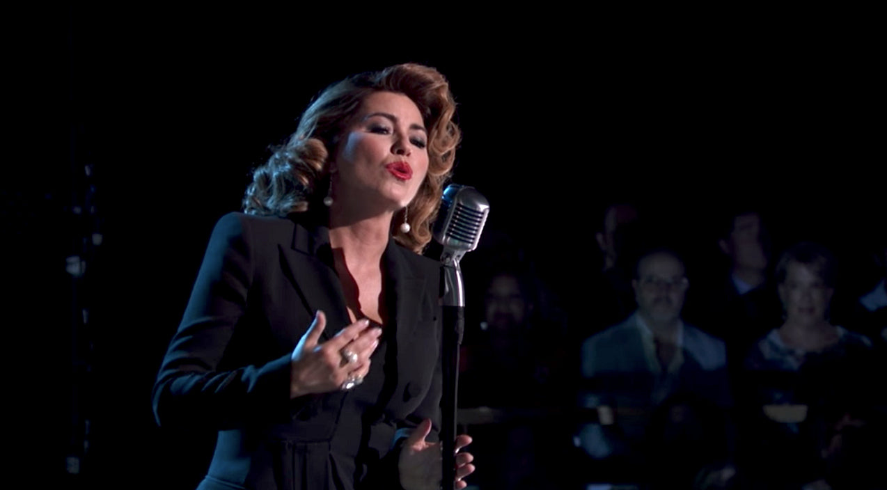 Shania twain Songs | Shania Twain Leaves Us Breathless With Powerful Performance Of 'Soldier' On DWTS | Country Music Videos