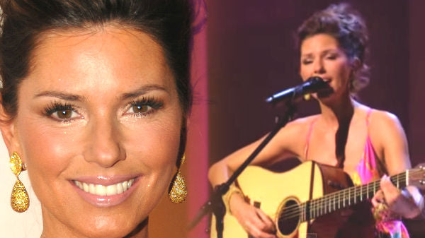 Shania twain Songs | Shania Twain - Coat Of Many Colors (Kennedy Center Honors 2006 Live) | Country Music Videos