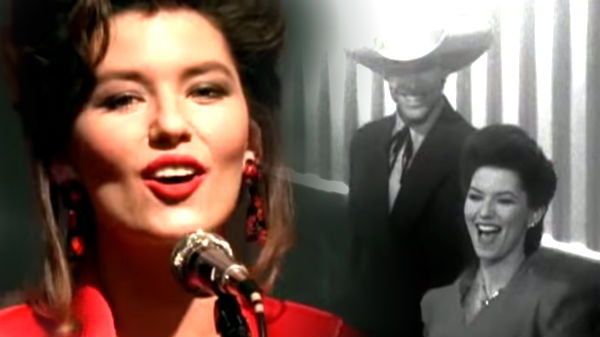Shania twain Songs | Shania Twain - Dance With The One That Brought You (WATCH) | Country Music Videos