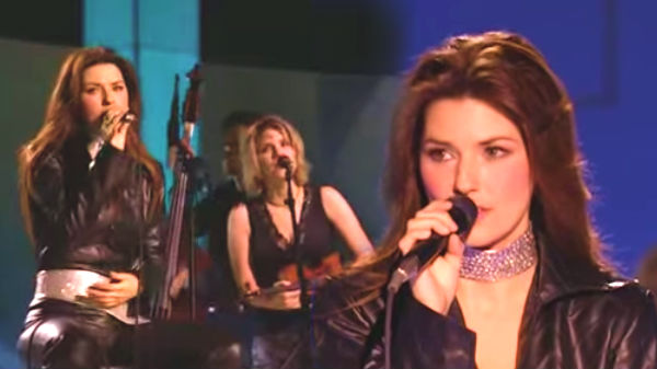 Shania twain Songs | Shania Twain - I Ain't Goin' Down (Live) | Country Music Videos