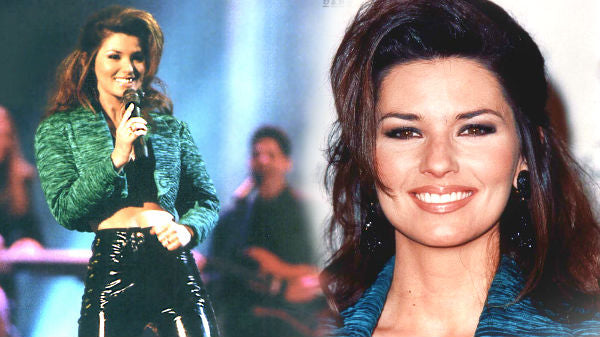 Shania twain Songs | Shania Twain - If You're Not In It For Love (I'm Outta Here) (Live - 1996 AMA's) | Country Music Videos