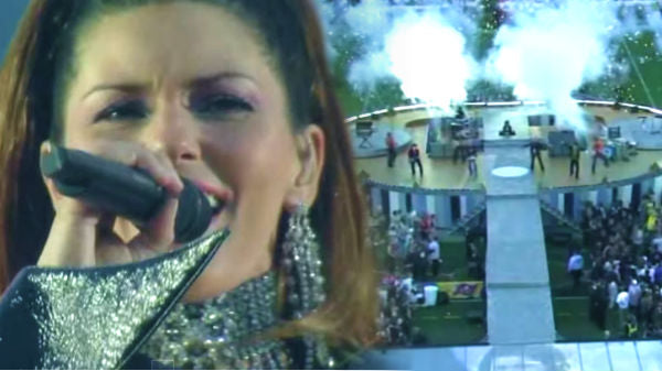 Shania twain Songs | Shania Twain - Man! I Feel Like A Woman! - (Superbowl 2003 Live) (WATCH) | Country Music Videos