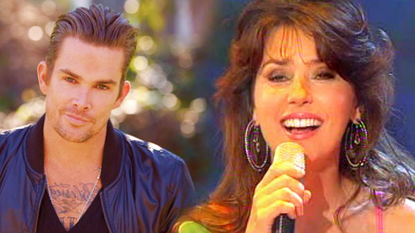 Shania twain Songs | Shania Twain - Party For Two with Mark McGrath on Dutch TV (2004) (VIDEO) | Country Music Videos