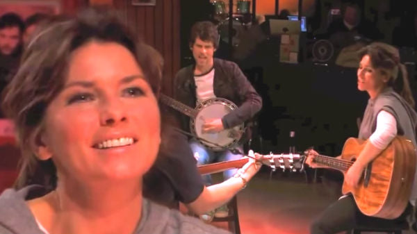 Shania twain Songs | Shania Twain - Today Is Your Day (Why Not? with Shania Twain Live) (WATCH) | Country Music Videos