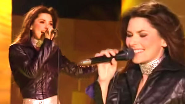 Shania twain Songs | Shania Twain - Whose Bed Have Your Boots Been Under? (UP! Close and Personal Concert 2004) (WATCH) | Country Music Videos