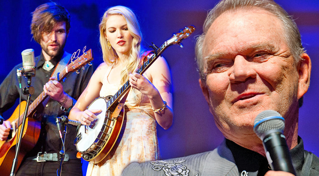 Glen campbell Songs | Glen Campbell's Children Fight Back Against Alzheimer's With Stunning Tribute To Their Father | Country Music Videos