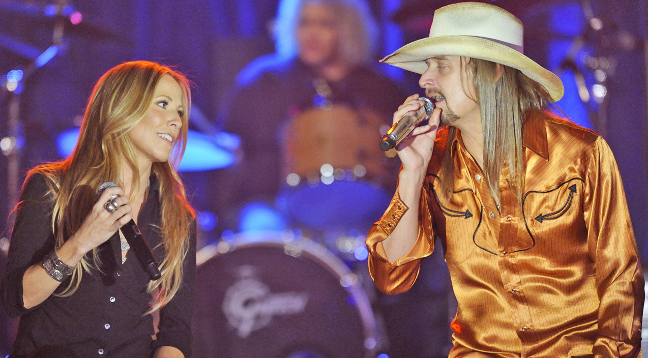 Sheryl crow Songs | Watch Chemistry Between Sheryl Crow & Kid Rock During 'Picture' Collaboration | Country Music Videos