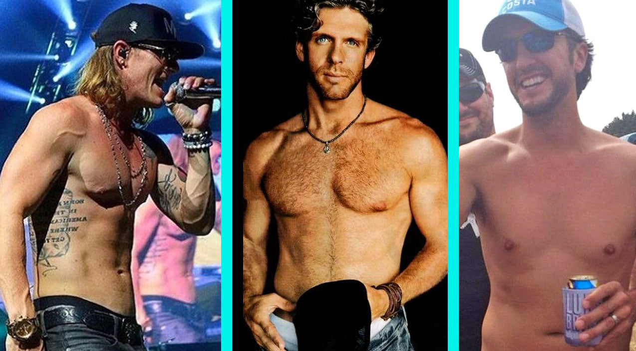 Tim mcgraw Songs | These 10 Shirtless Country Singers Show You What Sexy REALLY Means!! | Country Music Videos