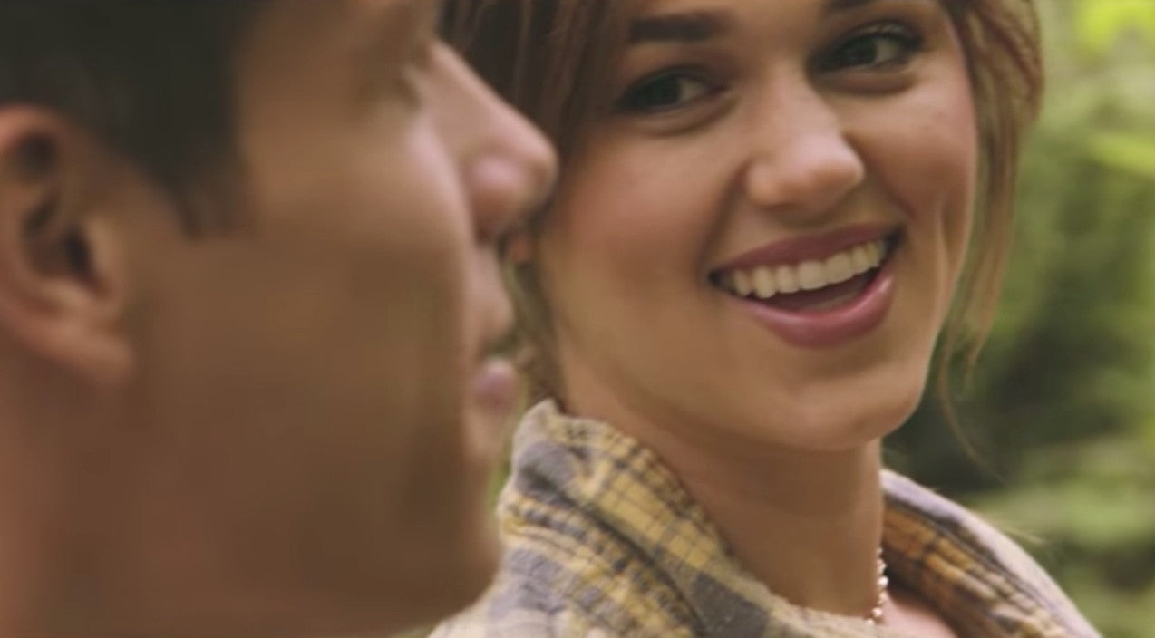 Sadie robertson Songs | Sadie Robertson & Lawson Bates Find Love In Music Video For 'Past The Past' | Country Music Videos
