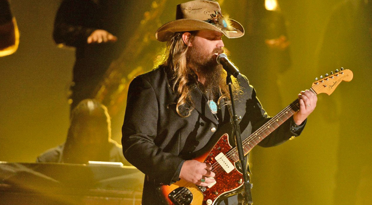 Chris stapleton Songs | Chris Stapleton Joins The Elite With Bluesy 'Saturday Night Live' Debut | Country Music Videos