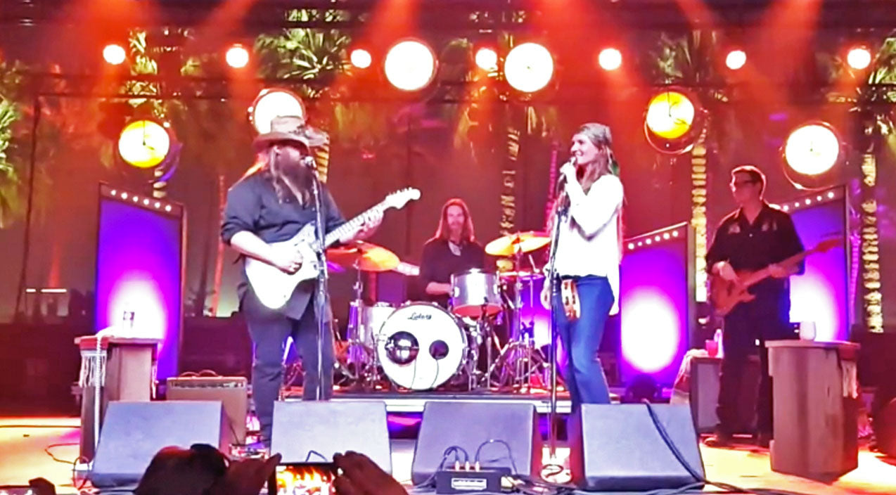 Classic country Songs | Chris Stapleton's Wicked Performance Just Swept Coachella Off Its Feet | Country Music Videos