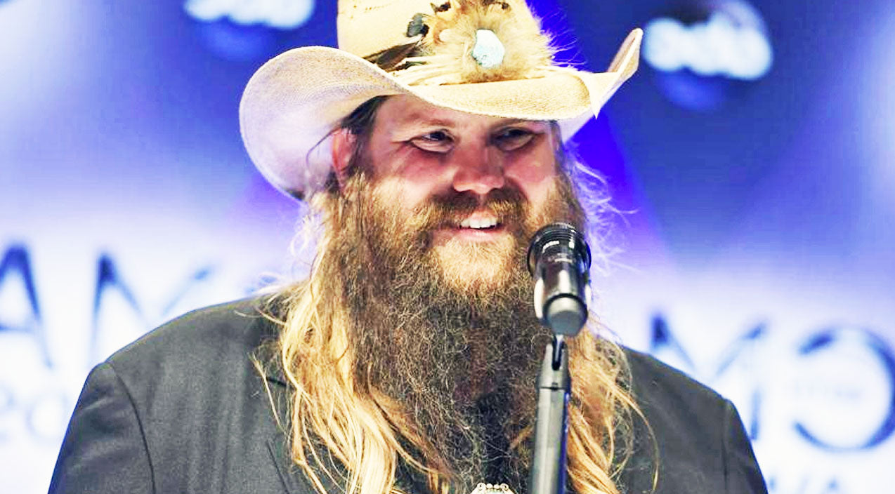 Modern country Songs | Chris Stapleton Breaks The Internet With 'Free Concert' Announcement | Country Music Videos