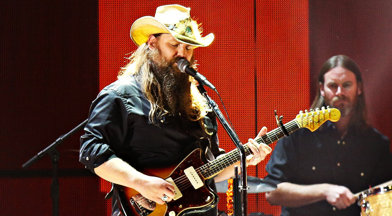 Tom petty Songs   Chris Stapleton Mourns Tom Petty Through Unforgettable 'Learning To Fly' Tribute   Country Music Videos