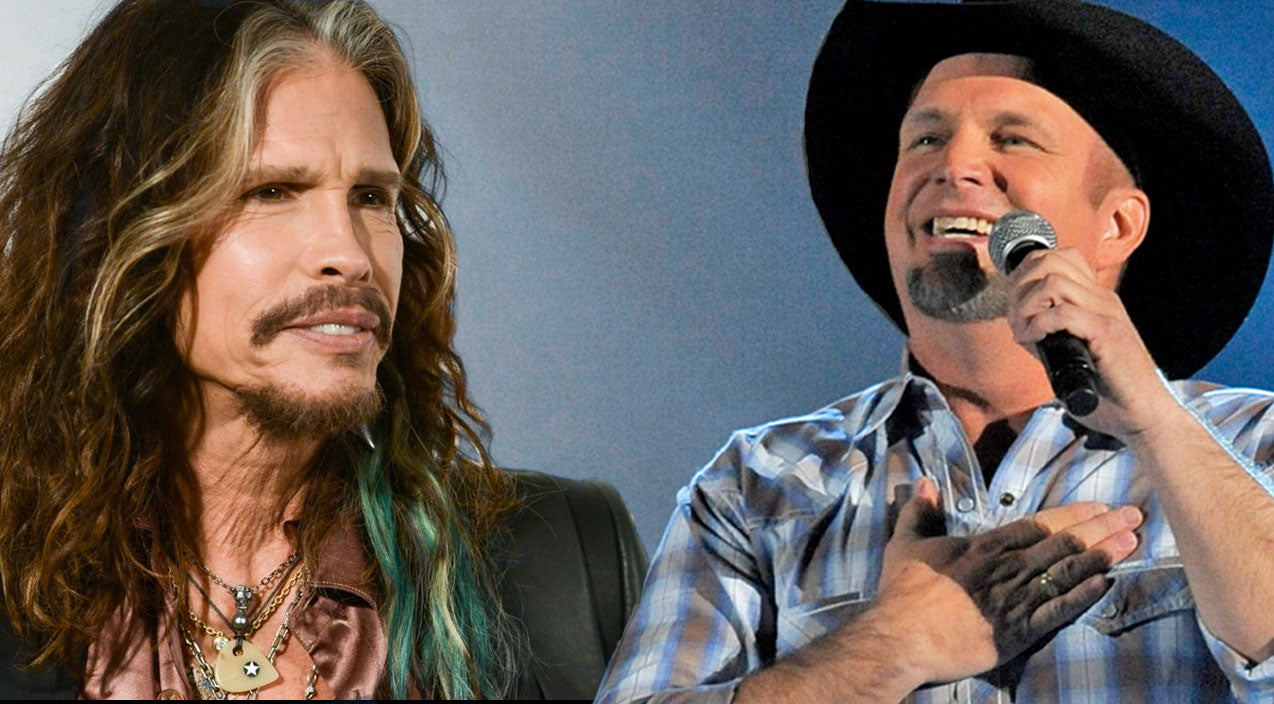 Steven tyler Songs | Steven Tyler Recruits Garth Brooks & Carrie Underwood For AMAZING Announcement | Country Music Videos