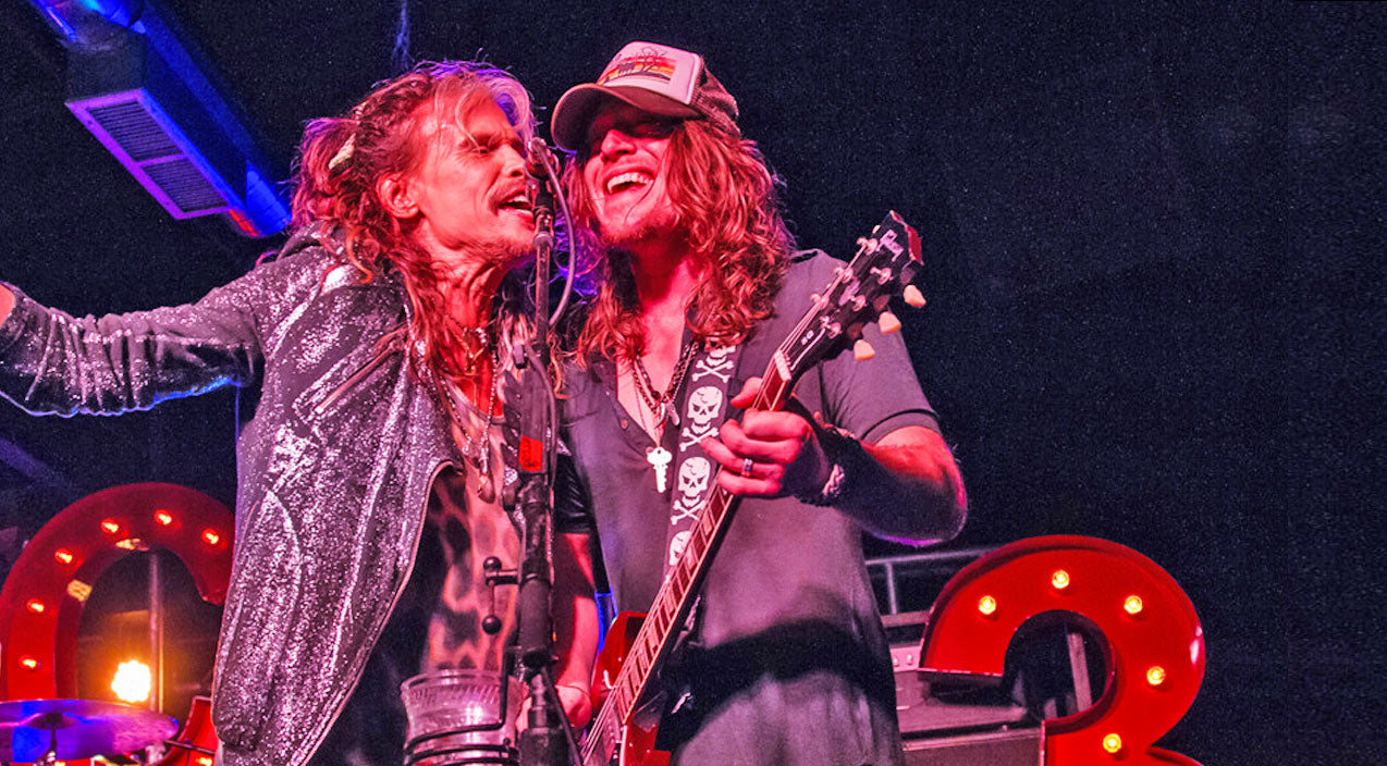 The cadillac three Songs | Steven Tyler & The Cadillac Three Make 'Sweet' Music In Surprise Performance | Country Music Videos