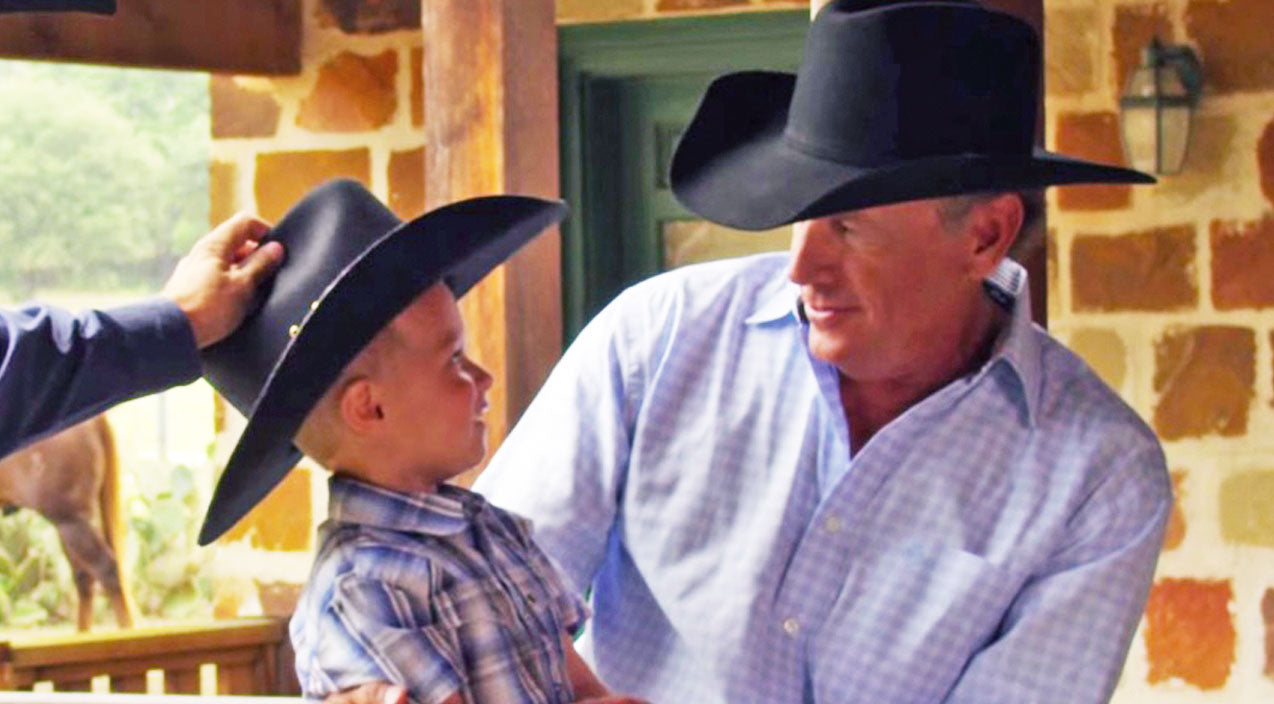 George strait Songs | George Strait's Heartwarming Family Moment Shows Us What Really Matters | Country Music Videos